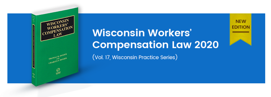 Wisconsin's Workers' Law Book
