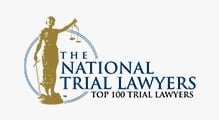 The National Trial Lawyers, Top 100 Trial Lawyers